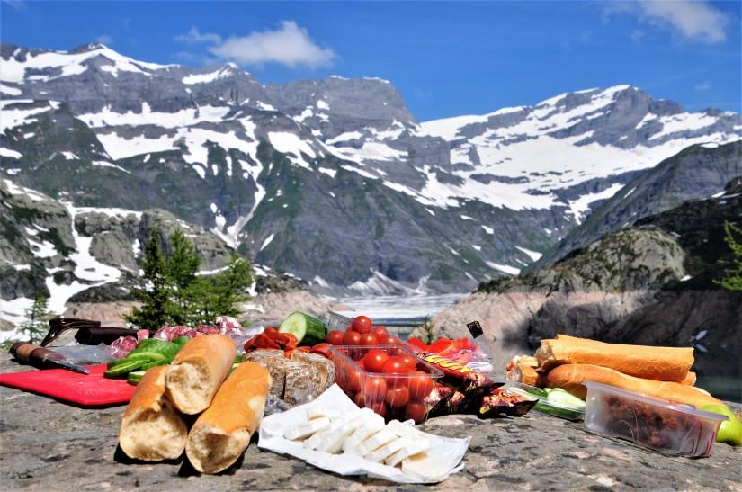 Hemma från Chamonix